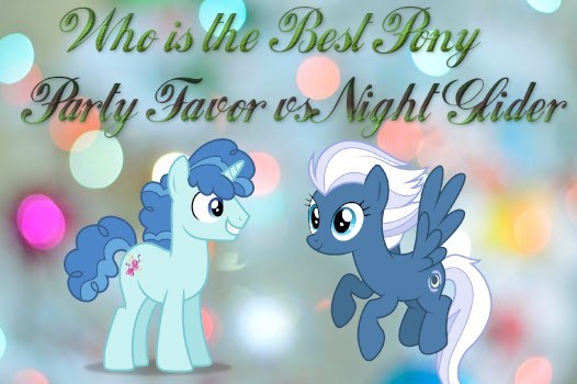 party favor night glider best pony - 9235349504