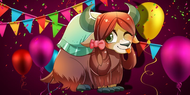 yaks best pony yona - 9235379712