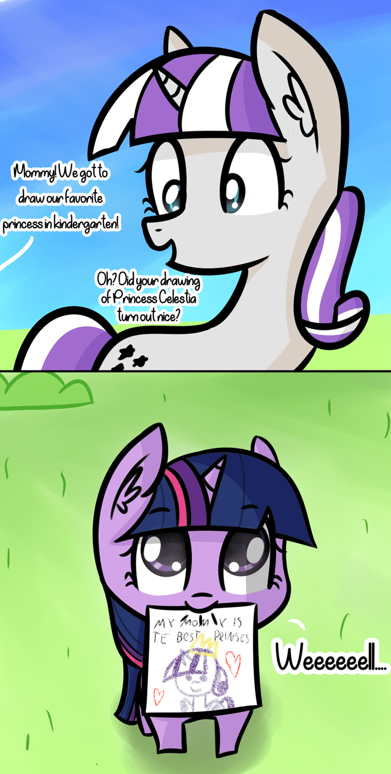 twilight sparkle twilight velvet artik comic - 9235398656