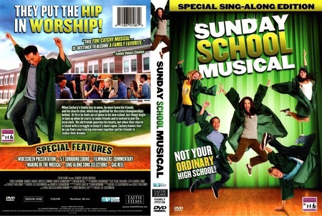 Christian knockoff of High School Musical