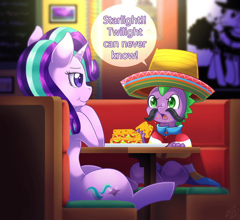 spike vavacung starlight glimmer quesadilla Memes - 9236059648