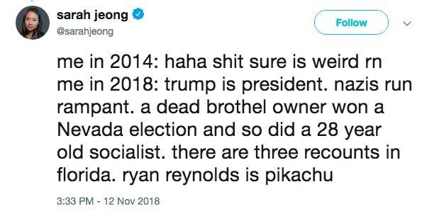 Detective Pikachu memes about all the weird things happening and Ryan Reynolds as Pikachu