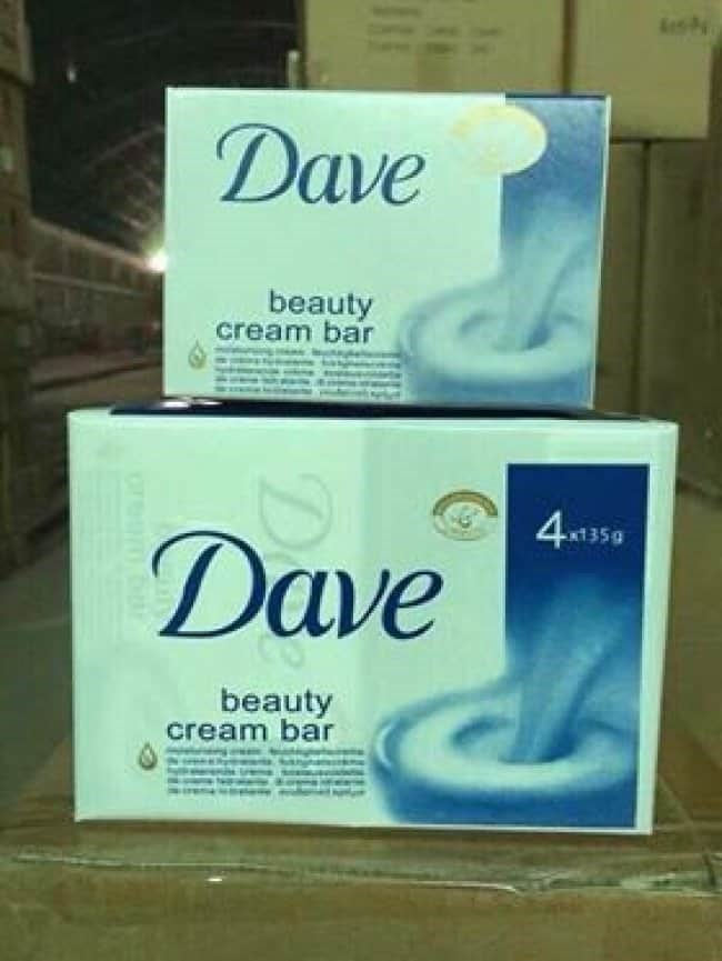 "meme about off brand names ""Dove"" soap to ""Dave"" soap"