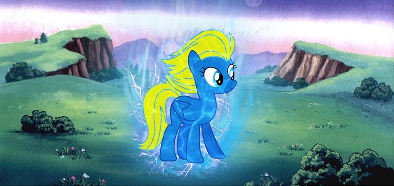 dragon ball night glider best pony - 9236499456
