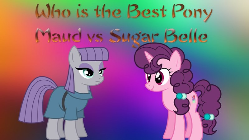 sugar belle maud pie best pony - 9237479424