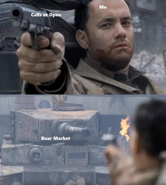Forehead - Me Calls at Open Bear Market