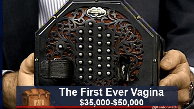 Helmet - The First Ever Vagina $35,000-$50,000 AR @KeatonPatti