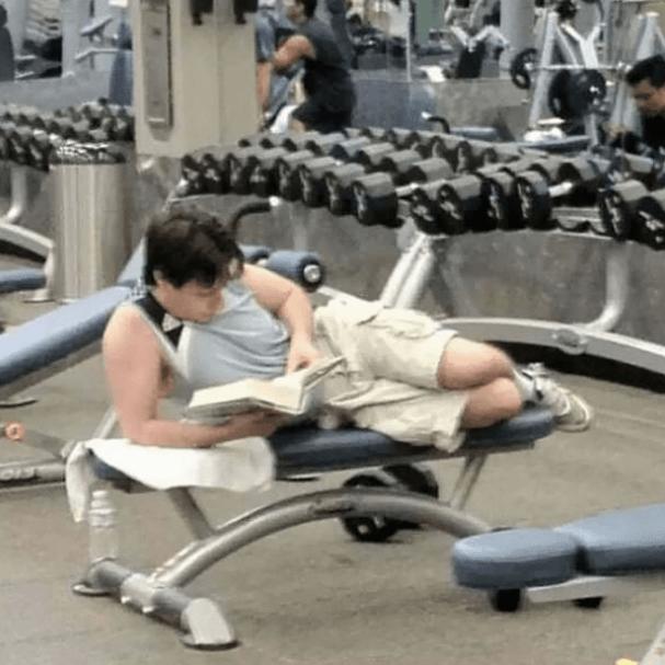 gym fails - Exercise equipment