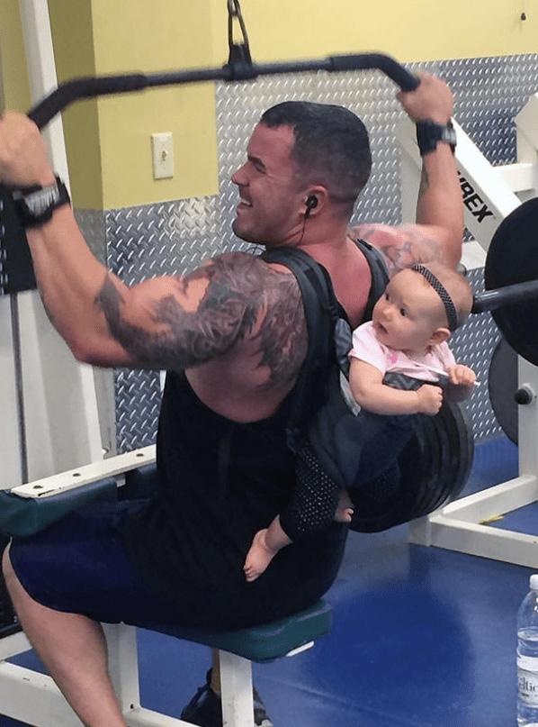 gym fails - Shoulder - tic REX