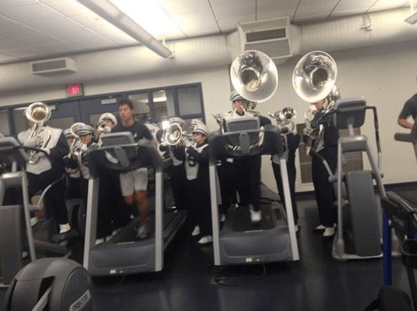 gym fails - Room