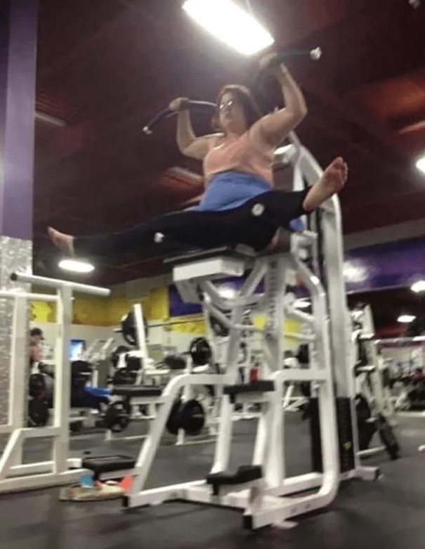 gym fails - Gym