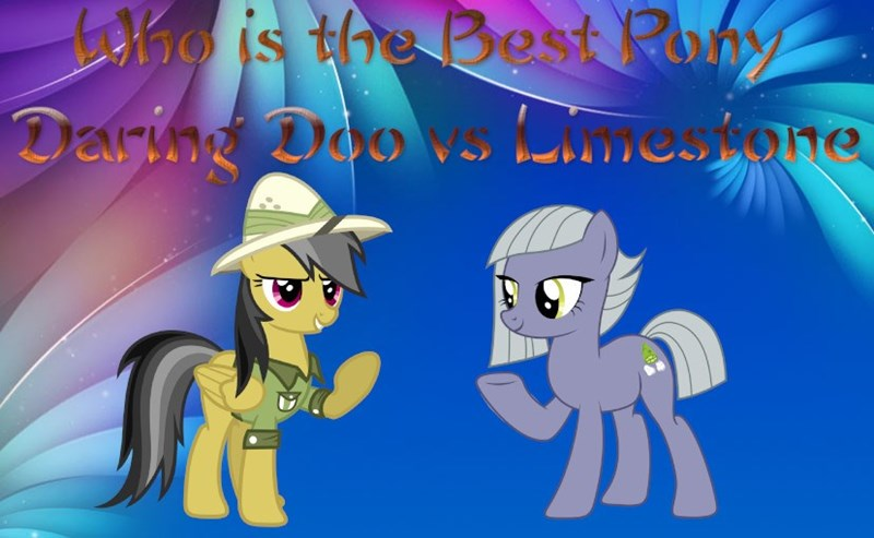 limestone pie daring do best pony - 9237978112