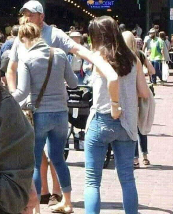 perspective - Jeans - WOINT