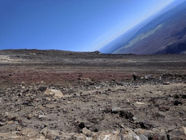 perspective - Mountainous landforms