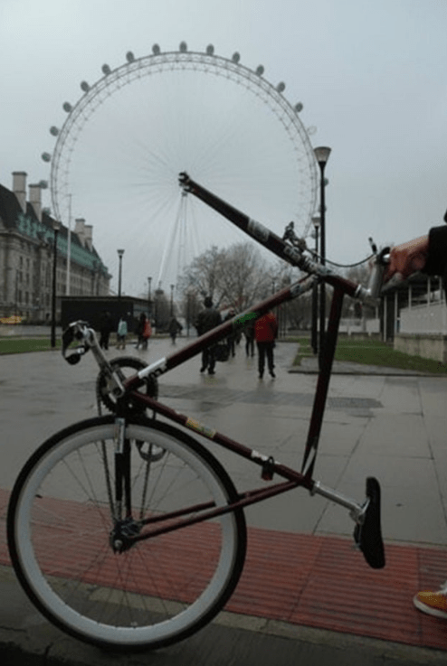 perspective - Bicycle