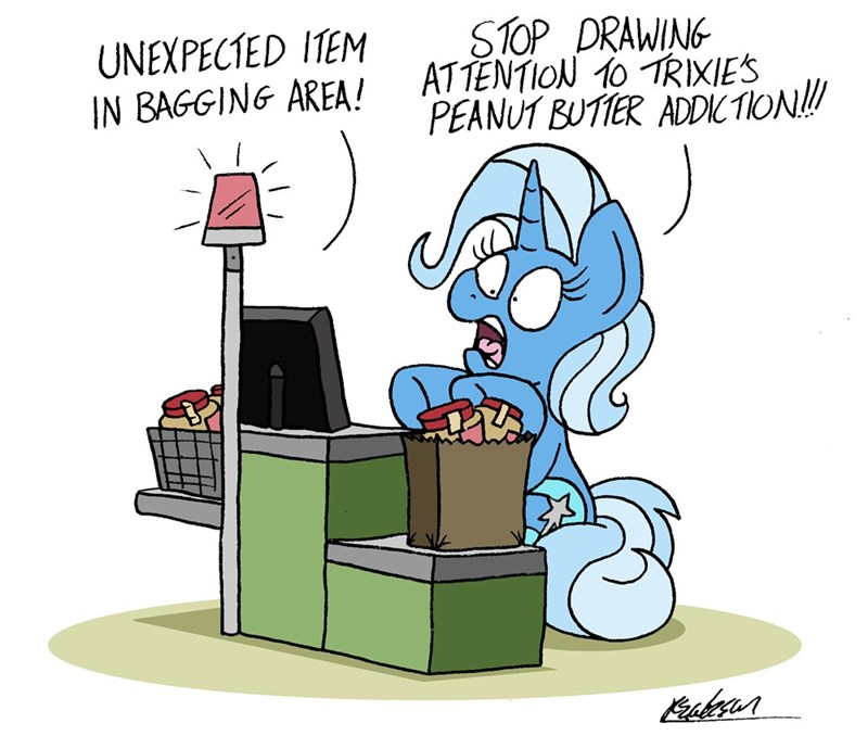 the great and powerful trixie bob the dalek - 9238244096