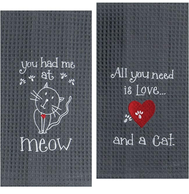 Text - you had me at All you need is Love... and a Cat meow