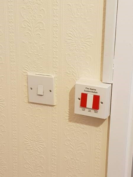 Power plugs and sockets - Fire Alams Control Suth