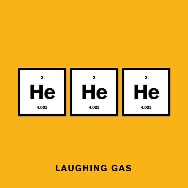 meme about the periodic table but with a different meaning