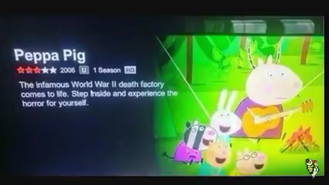 Cartoon - Peppa Pig 2006 U 1 Season HD The infamous World War II death factory comes to life. Step Inside and experience the horror for yourself.