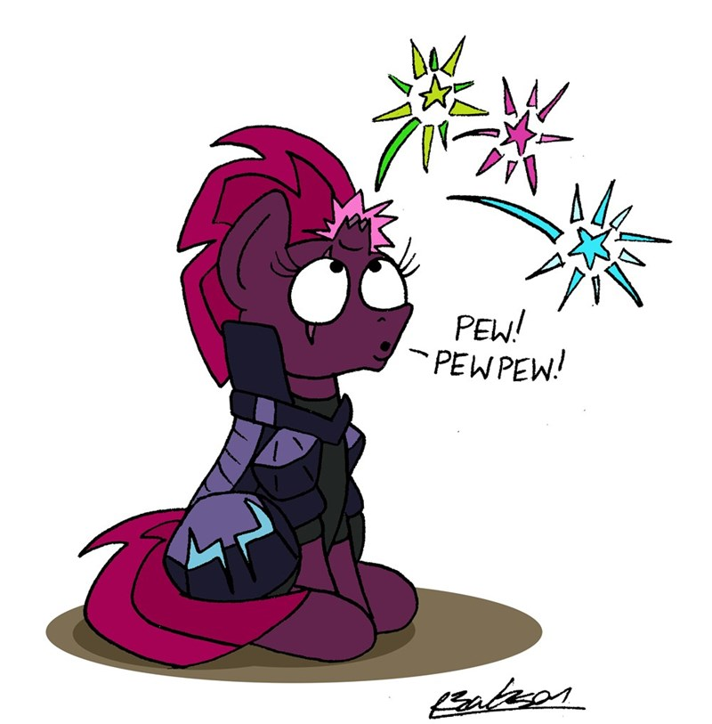 tempest shadow bob the dalek - 9240322816