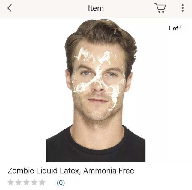 design fail for liquid latex