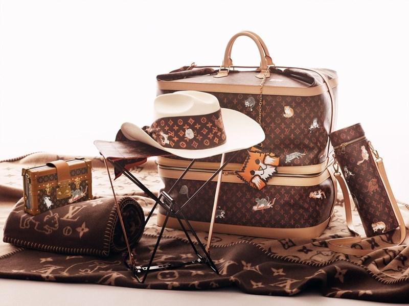 louis vuitton - Bag - XOXX A
