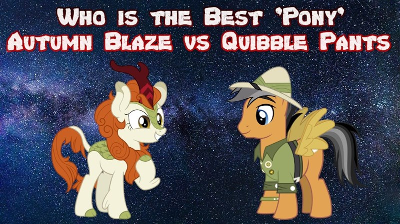 quibble pants autumn blaze best pony - 9242158080