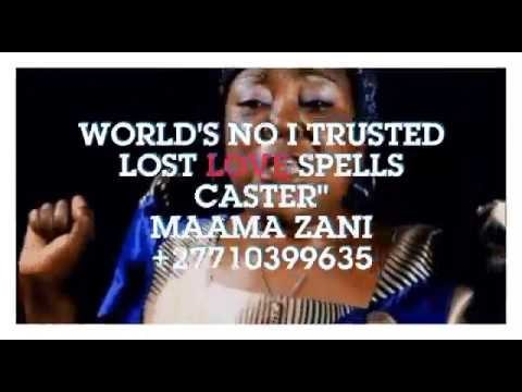 Best Lost Love Spell Caster $@ +27710399635~Voodoo Love