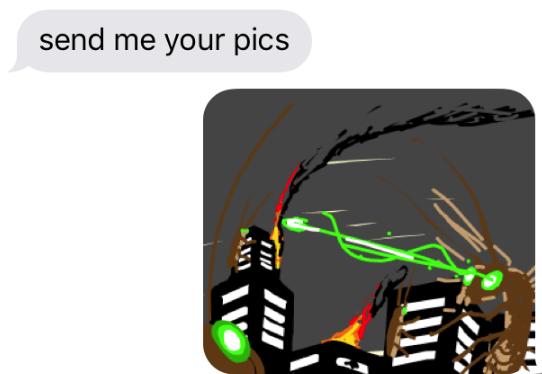 Technology - send me your pics