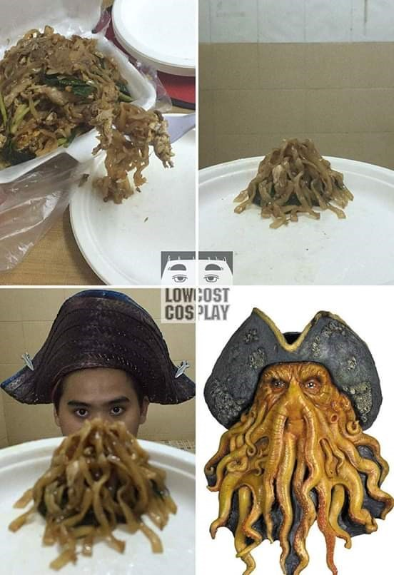 Cuisine - LOWCOST COSPLAY