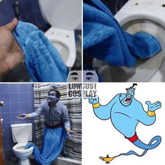 Blue - LUWGUST 6OSPLAY