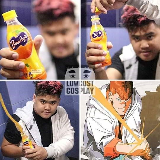 Junk food - LOWGOST COSPLAY