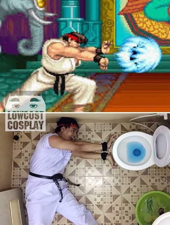 Karate - LUWCUST COSPLAY DO ENO