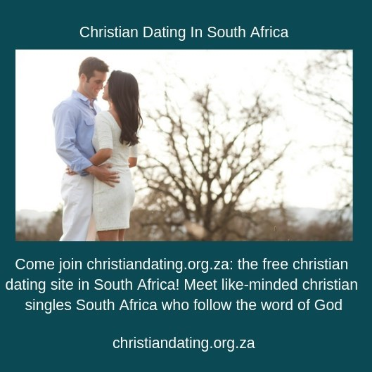 south african christian dating for free