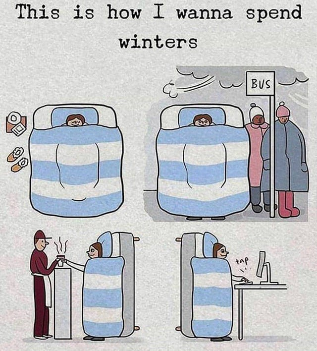 Baggage - This is how I wanna spend winters BUS tap