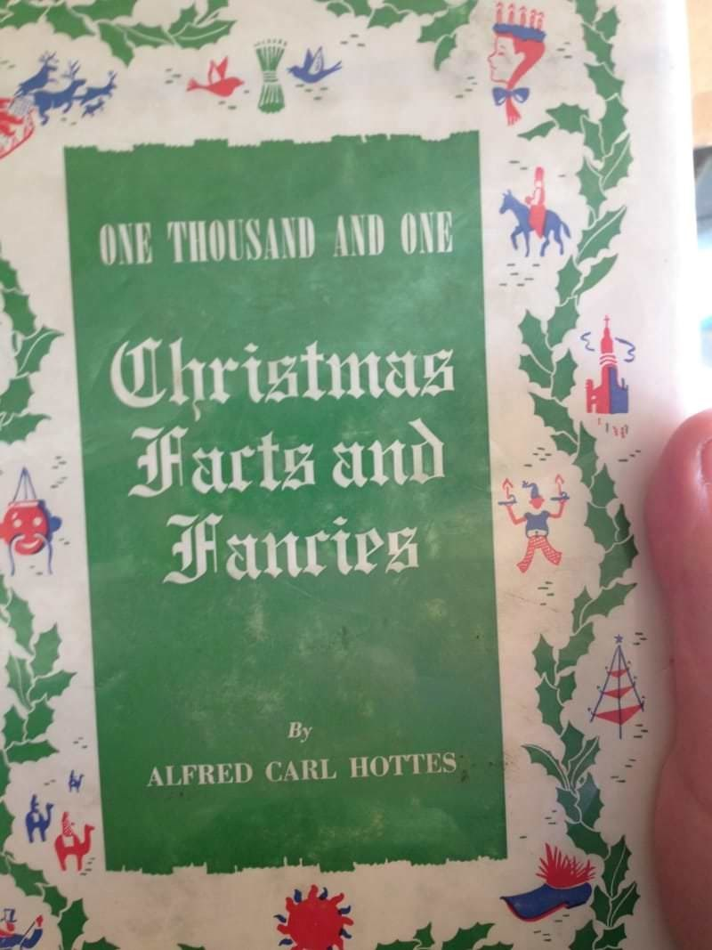 "Christmas design fail for a book called ""Christmas farts and fancies"""