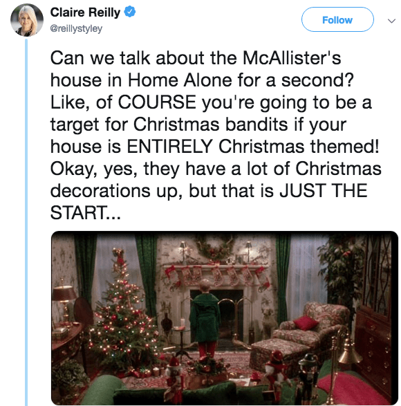 Woman Hilariously Nitpicks How Insanely Dedicated The McCallisters