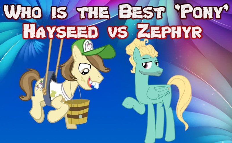 zephyr breeze best pony hayseed turnip truck - 9244514560