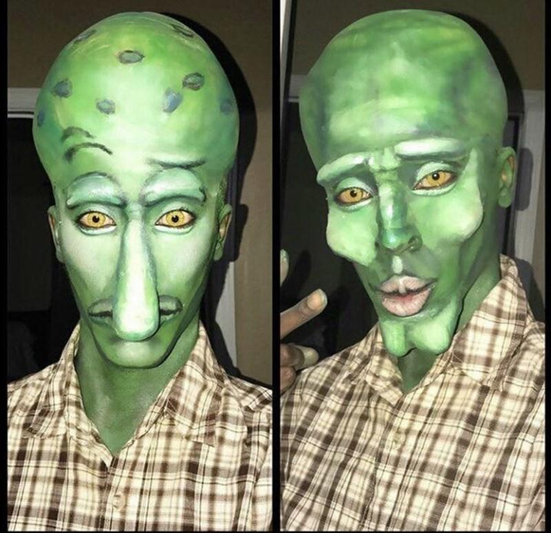 cursed image - Face