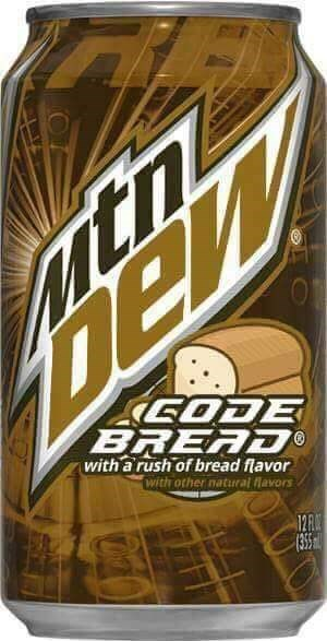 cursed image - Drink - DE EODE BREAD with a rush of bread flavor with other natural avors 12 P (35
