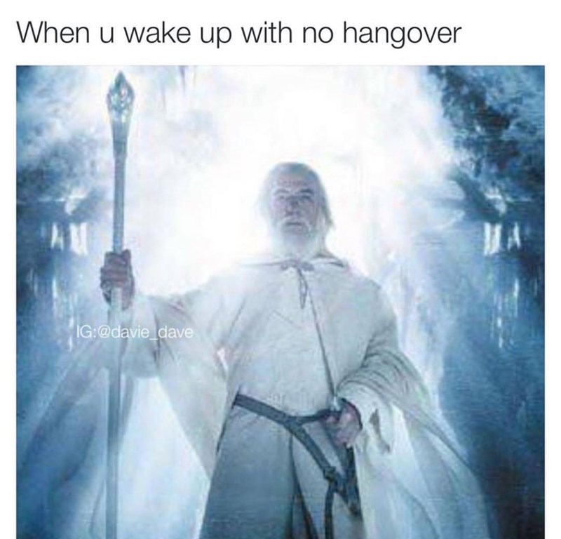Stock photography - When u wake up with no hangover G:@daviedave