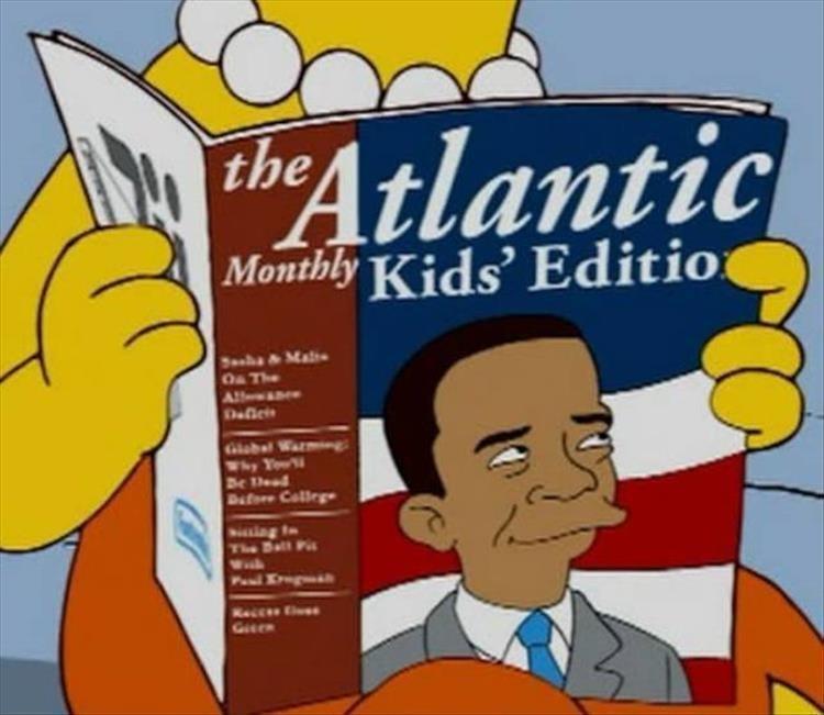 Cartoon - rhe Atlantic Monthly Kids' Editio S &Ma O&The All Decs Why You e Dead Dfore Calleg உ The Ball P Paul Kg Ge
