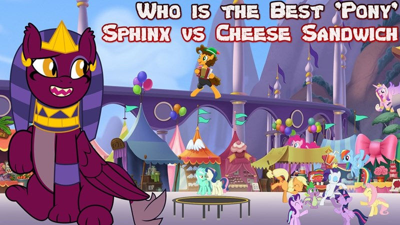 spike shipping applejack cheese sandwich princess cadence starlight glimmer twilight sparkle lyra heartstrings pinkie pie sugar Big Macintosh rarity best pony fluttershy sphinx bon bon rainbow dash - 9247083520