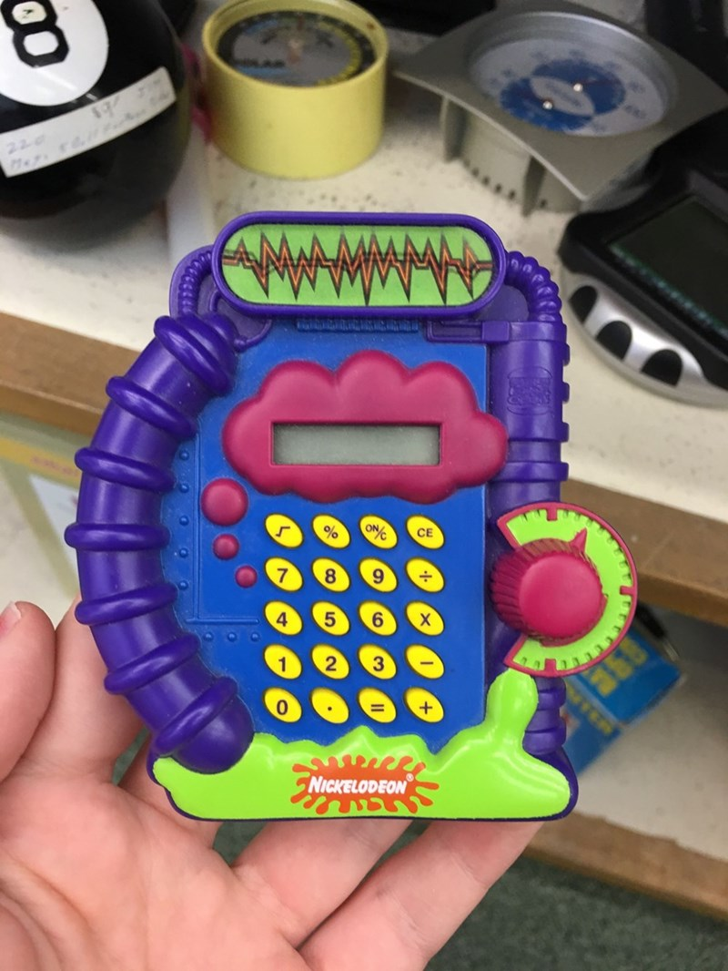 Toy - 22 ON CE 4 5 X 3 NICKELODEON