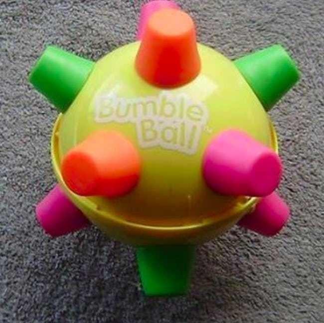 Green - Bumble Ball