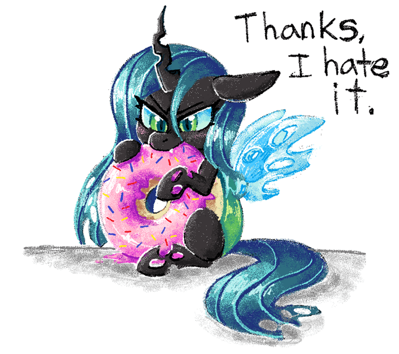 thanks i hate it spindle spice Memes chrysalis changelings - 9247202816