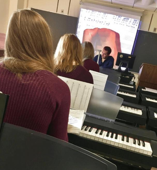 Piano - niee