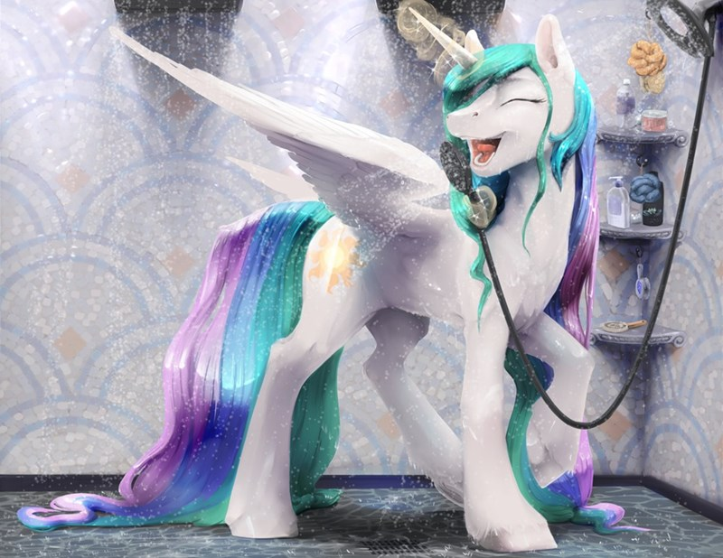 silfoe princess celestia - 9248666368