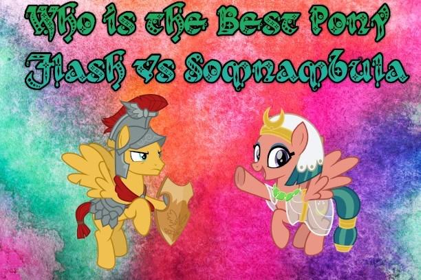 flash magnus somnambula best pony - 9248792832
